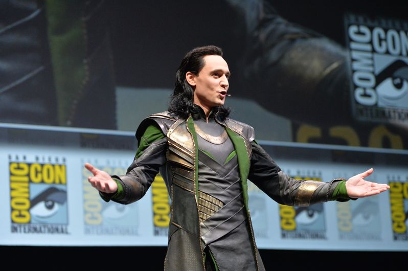 <strong><em>Thor: The Dark World</em></strong> Comic-Con 2013 Panel Photo 3