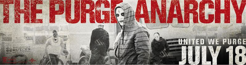 The Purge Anarchy Poster #9