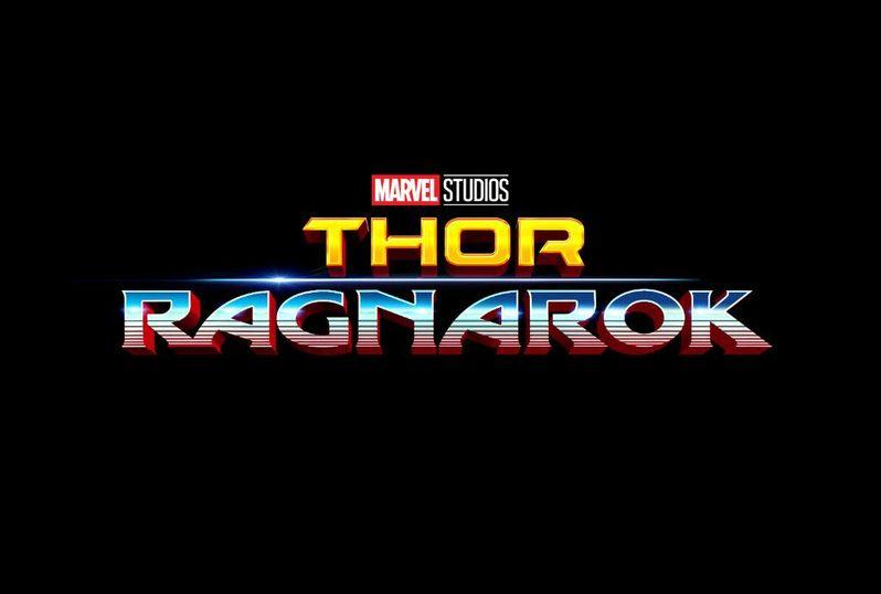 <strong><em>Thor: Ragnarok</em></strong> Logo