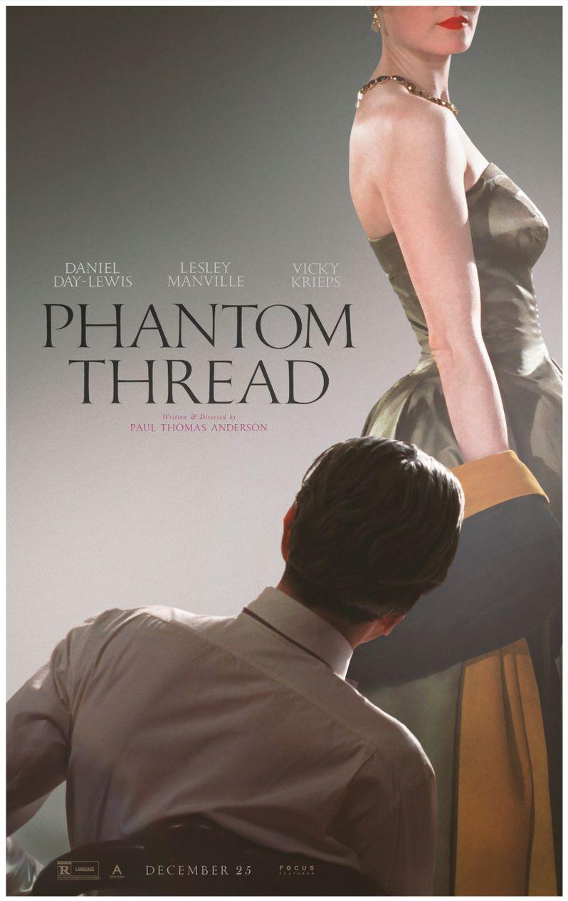 <strong><em>Phantom Thread</em></strong> Poster