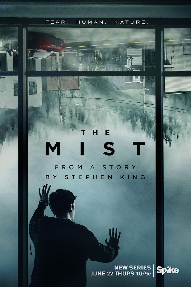 <strong><em>The Mist</em></strong> TV Show Poster