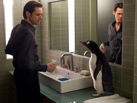 Jim Carrey in <strong><em>Mr. Popper's Penguins</em></strong> #1