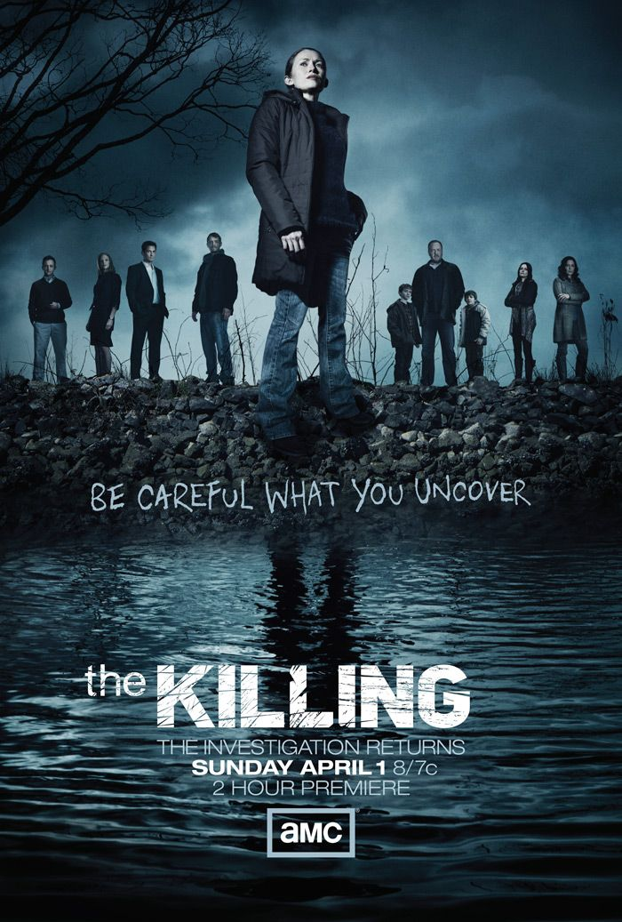 <strong><em>The Killing</em></strong> Season 2 Poster