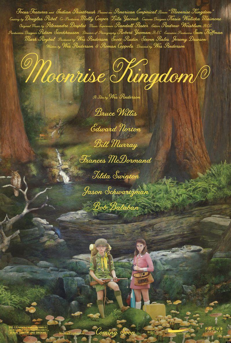 <strong><em>Moonrise Kingdom</em></strong> Poster #3