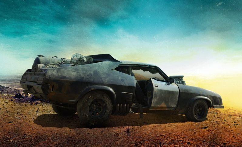 <strong><em>Mad Max: Fury Road</em></strong> Interceptor Photo
