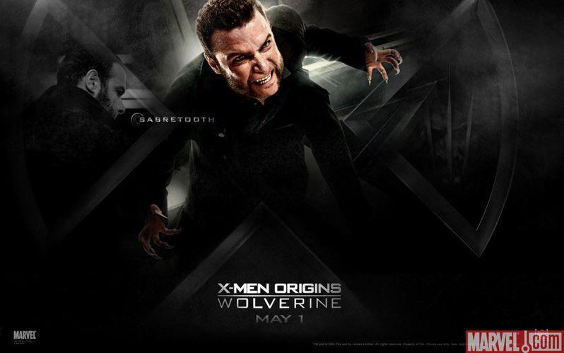 <strong><em>X-Men Origins: Wolverine</em></strong> - Sabretooth