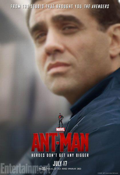 <strong><em>Ant-Man</em></strong> Dave Poster