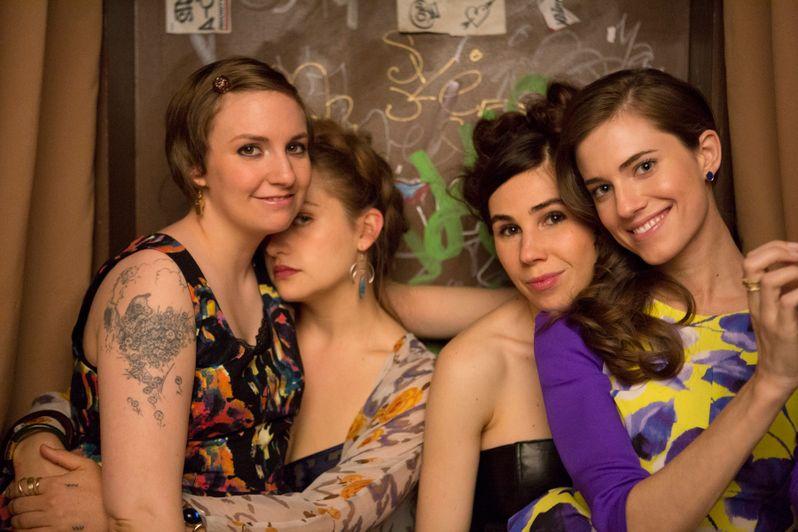 <strong><em>Girls</em></strong> Season 3 Photo