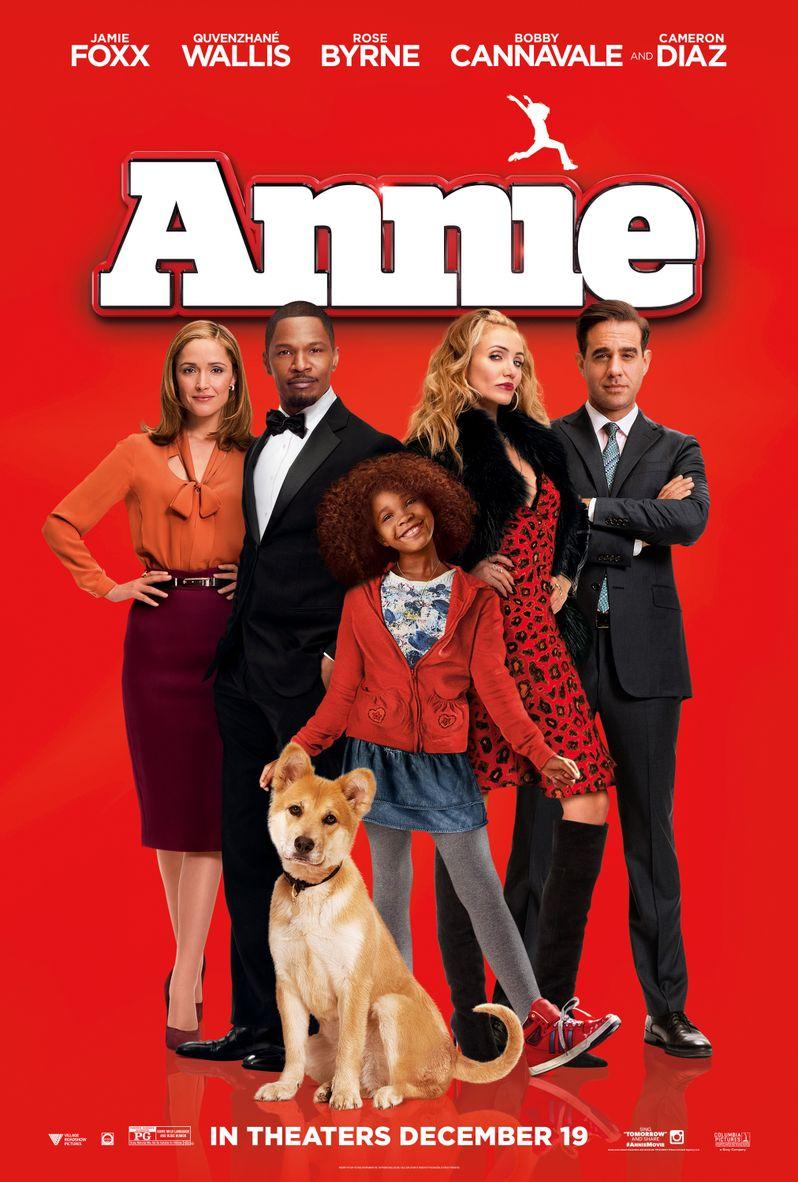 <strong><em>Annie</em></strong> Poster