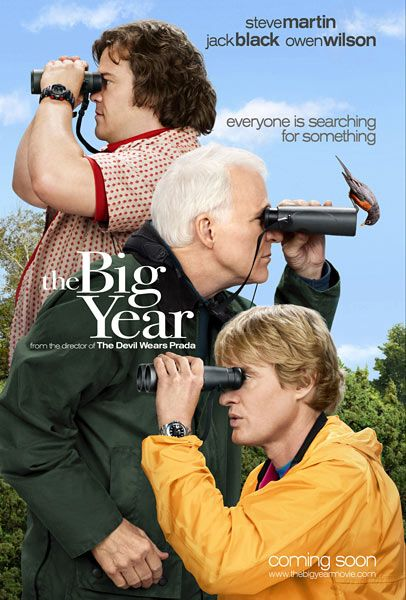 <strong><em>The Big Year</em></strong> Poster