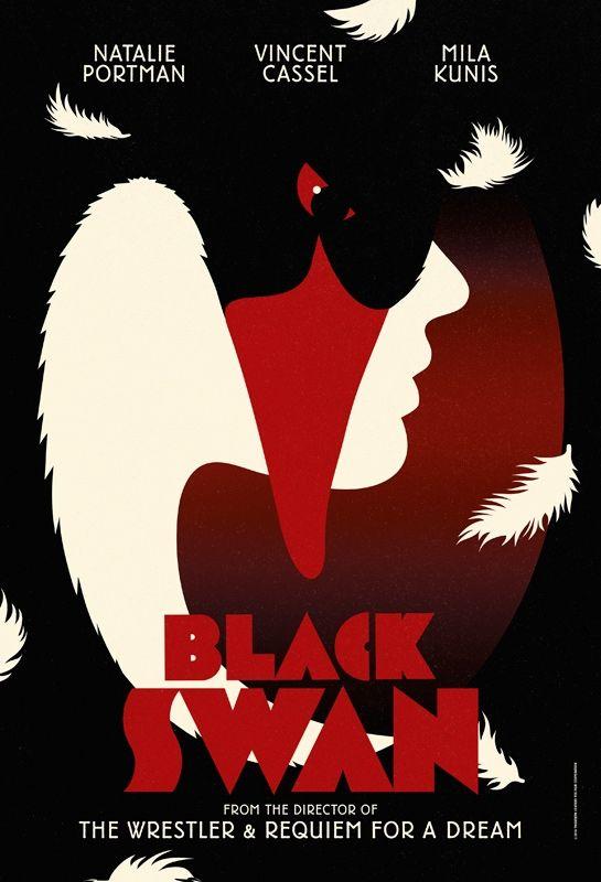 <strong><em>Black Swan</em></strong> International Poster #3