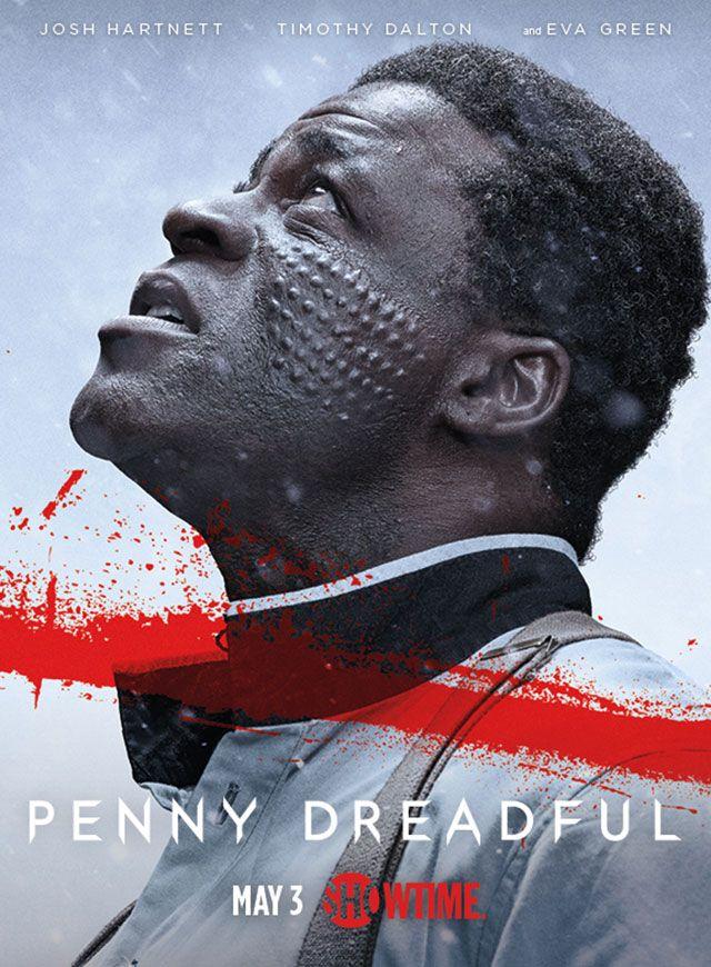 <strong><em>Penny Dreadful</em></strong> Sembene Character Poster