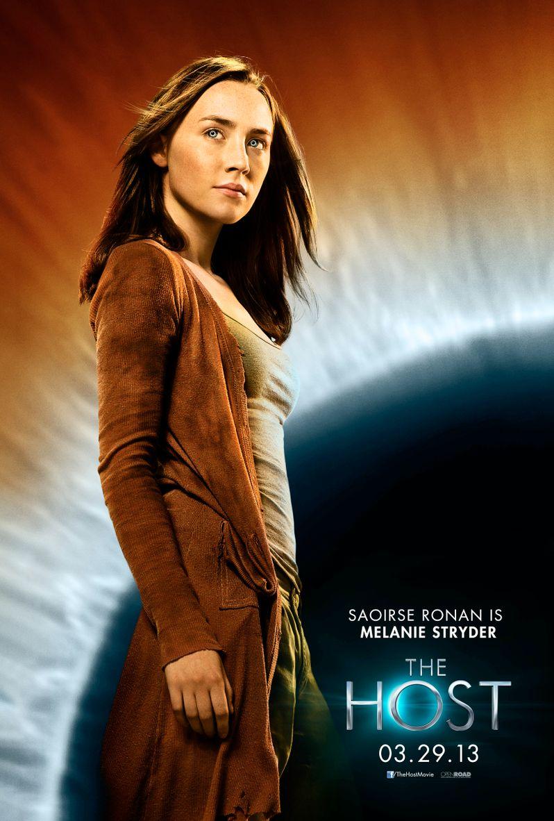 <strong><em>The Host</em></strong> Melanie Styrder Poster