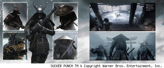 <strong><em>Sucker Punch</em></strong> The Art of the Film Book Photo #2