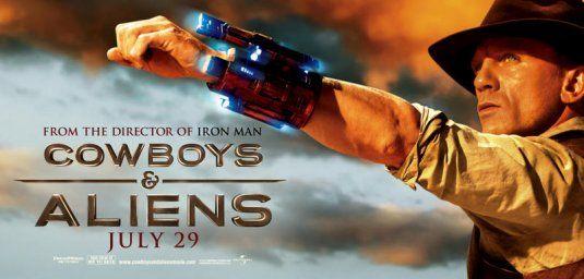 <strong><em>Cowboys & Aliens</em></strong> Poster