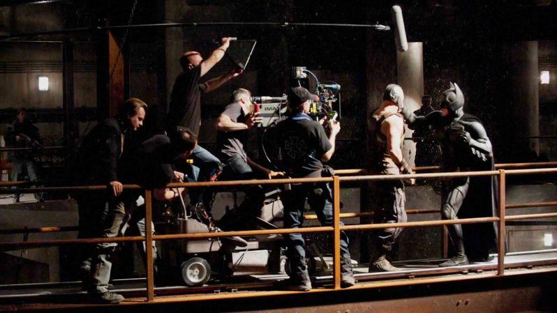 Bane Vs. Batman: Anatomy of A Fight Photo 11