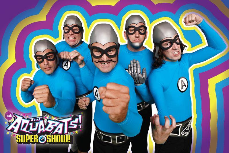 <strong><em>The Aquabats! Super Show!</em></strong> Promo #1