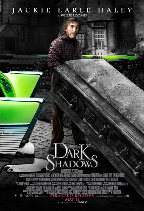 <strong><em>Dark Shadows</em></strong> Character Posters V.2 #5