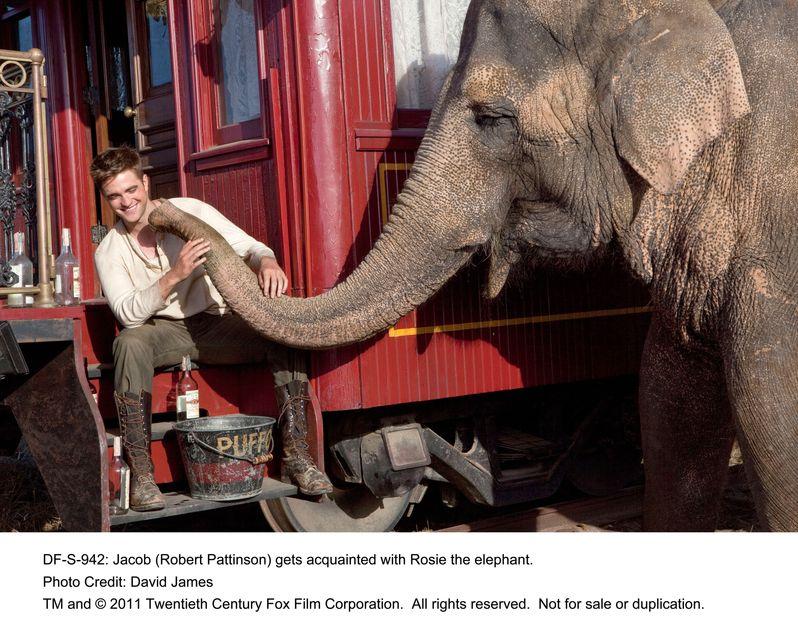 Robert Pattinson in <strong><em>Water for Elephants</em></strong> #2