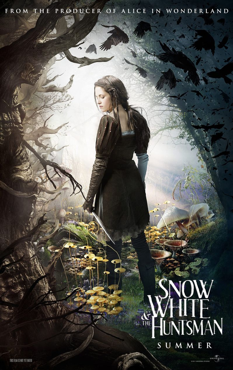 <strong><em>Snow White and the Huntsman</em></strong> Poster #1