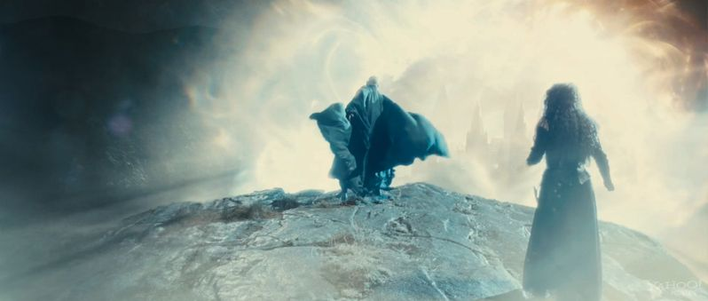 Harry Potter and the Deathly Hallow Trailer Still #7