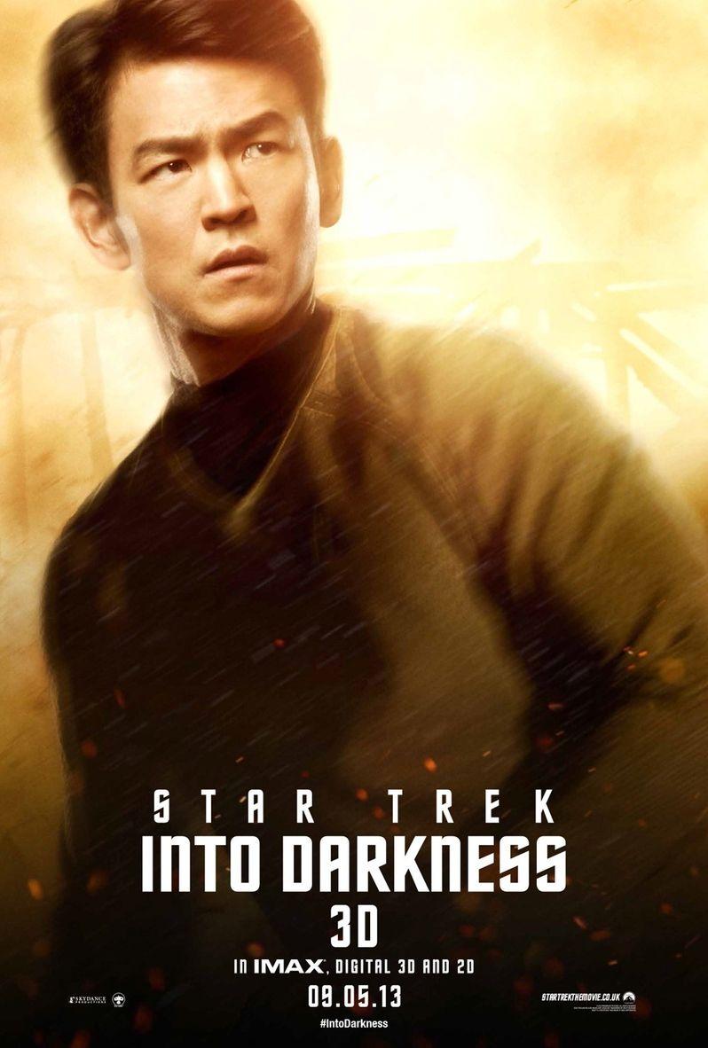 <strong><em>Star Trek Into Darkness</em></strong> Sulu Poster