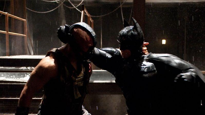 Bane Vs. Batman: Anatomy Of A Fight Gallery photo 4