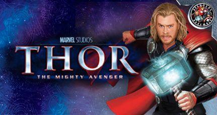 <strong><em>Thor</em></strong> Merchandise Promo