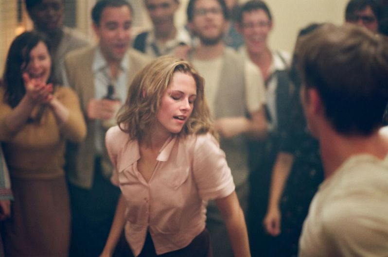 Kristen Stewart in <strong><em>On the Road</em></strong>