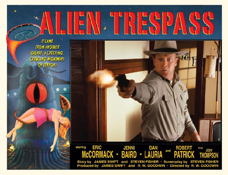 <strong><em>Alien Trespass</em></strong> Lobby Card #4
