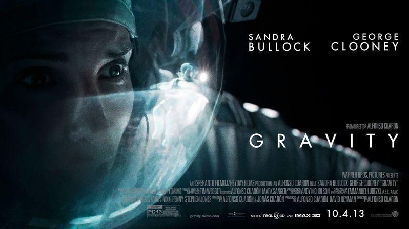 <strong><em>Gravity</em></strong> Poster 3