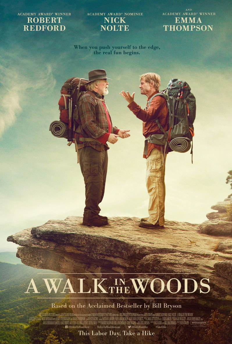<strong><em>A Walk in the Woods</em></strong> Poster