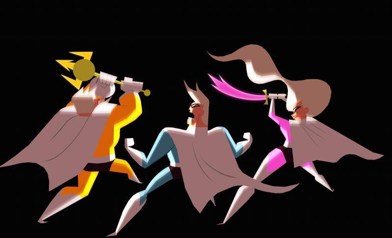 Sanjay's Super Team Concept Art 6