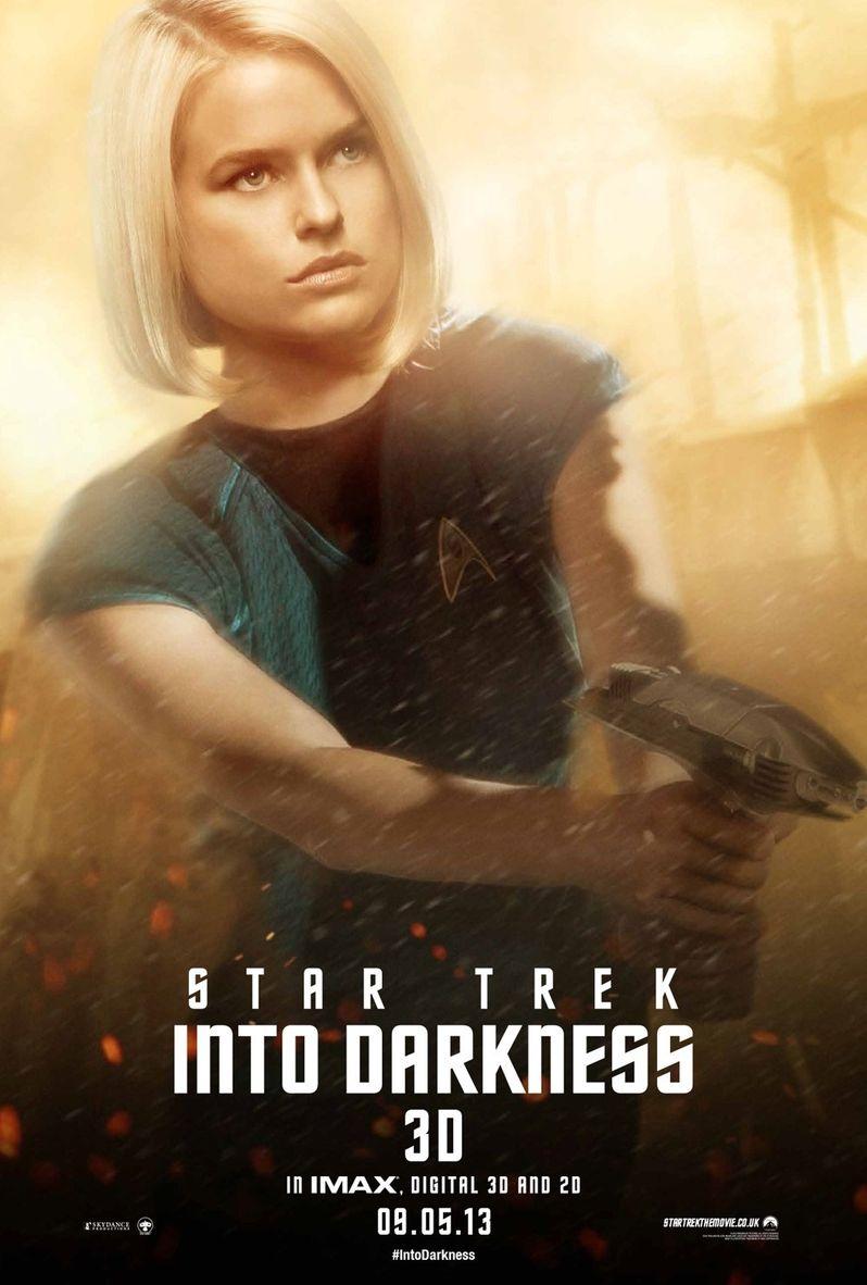 <strong><em>Star Trek Into Darkness</em></strong> Dr. Marcus Poster