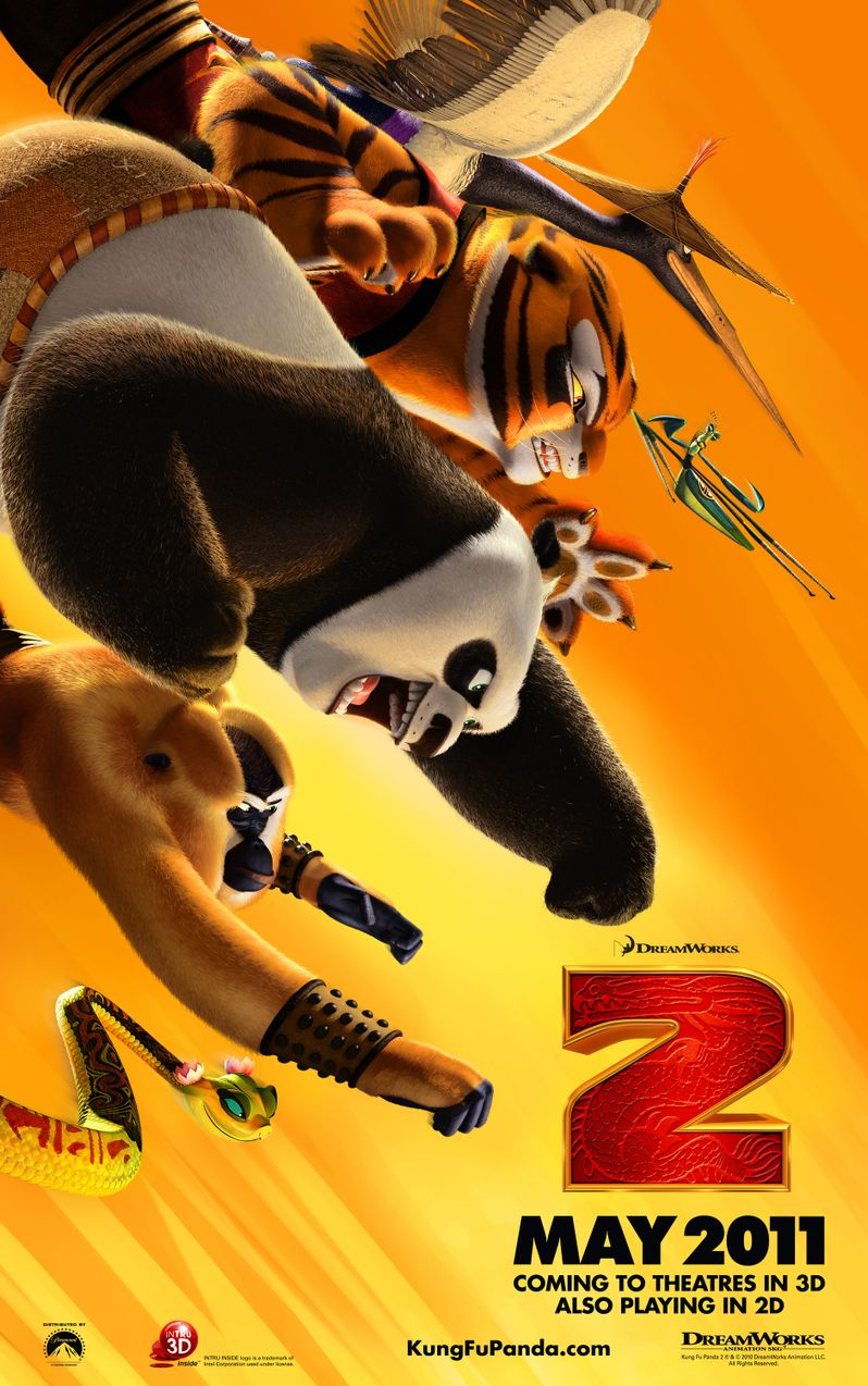 Kung Fu Panda: Kaboom of Doom Poster #4