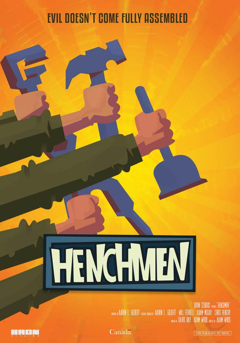 <strong><em>Henchmen</em></strong> Poster