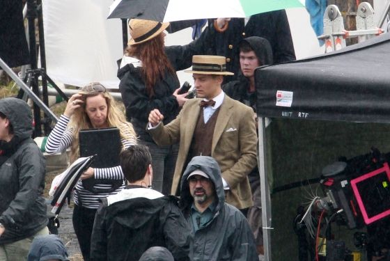 <strong><em>The Great Gatsby</em></strong> Tobey Maguire Photo #6