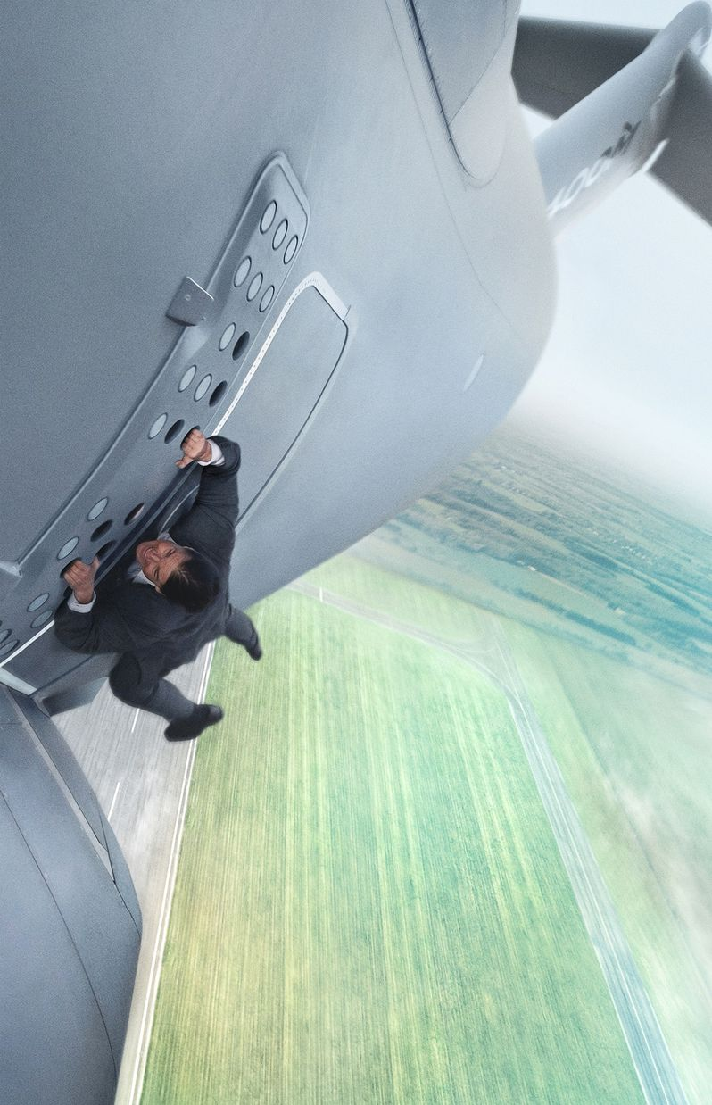 <strong><em>Mission: Impossible Rogue Nation</em></strong> Photo 4