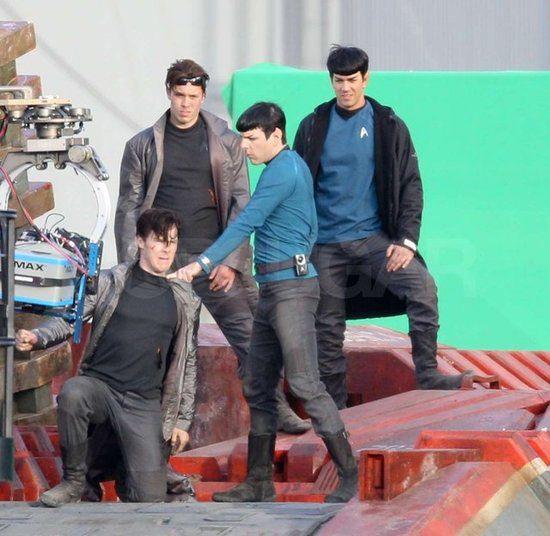 Star Trek 2 Set Photos #7