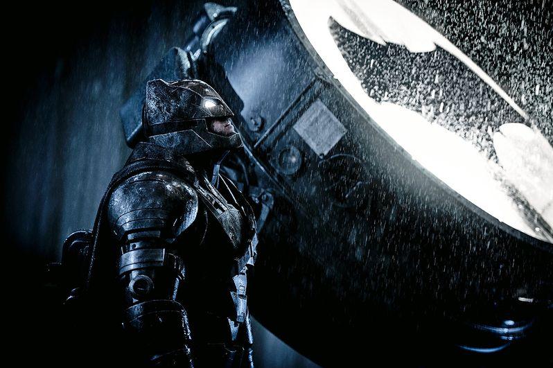 Batman V Superman Photo 1