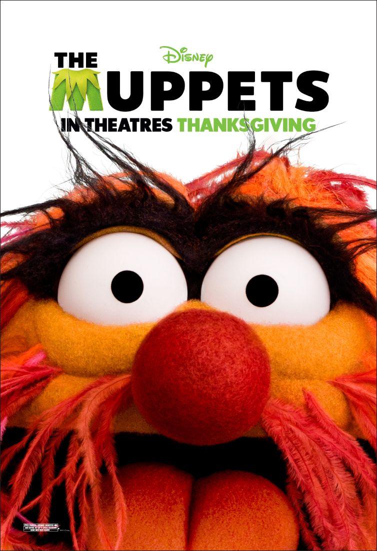 <strong><em>The Muppets</em></strong> Poster #9