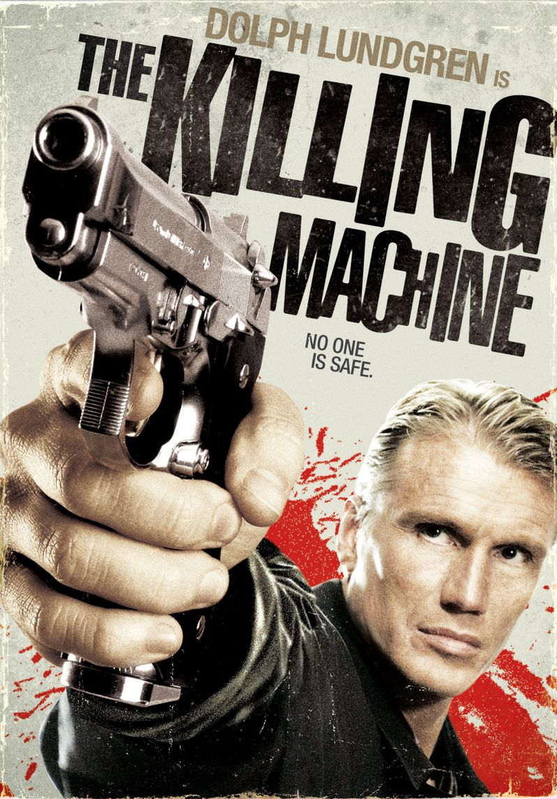 <strong><em>The Killing Machine</em></strong> DVD artwork