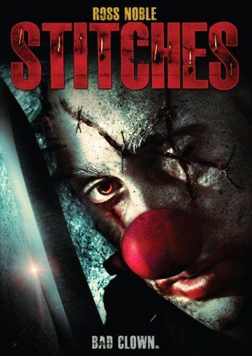 <strong><em>Stitches</em></strong> Poster