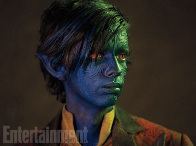 X-Men Apocalypse Nightcrawler Photo