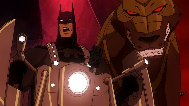Kevin Conroy stars as the voice of Batman