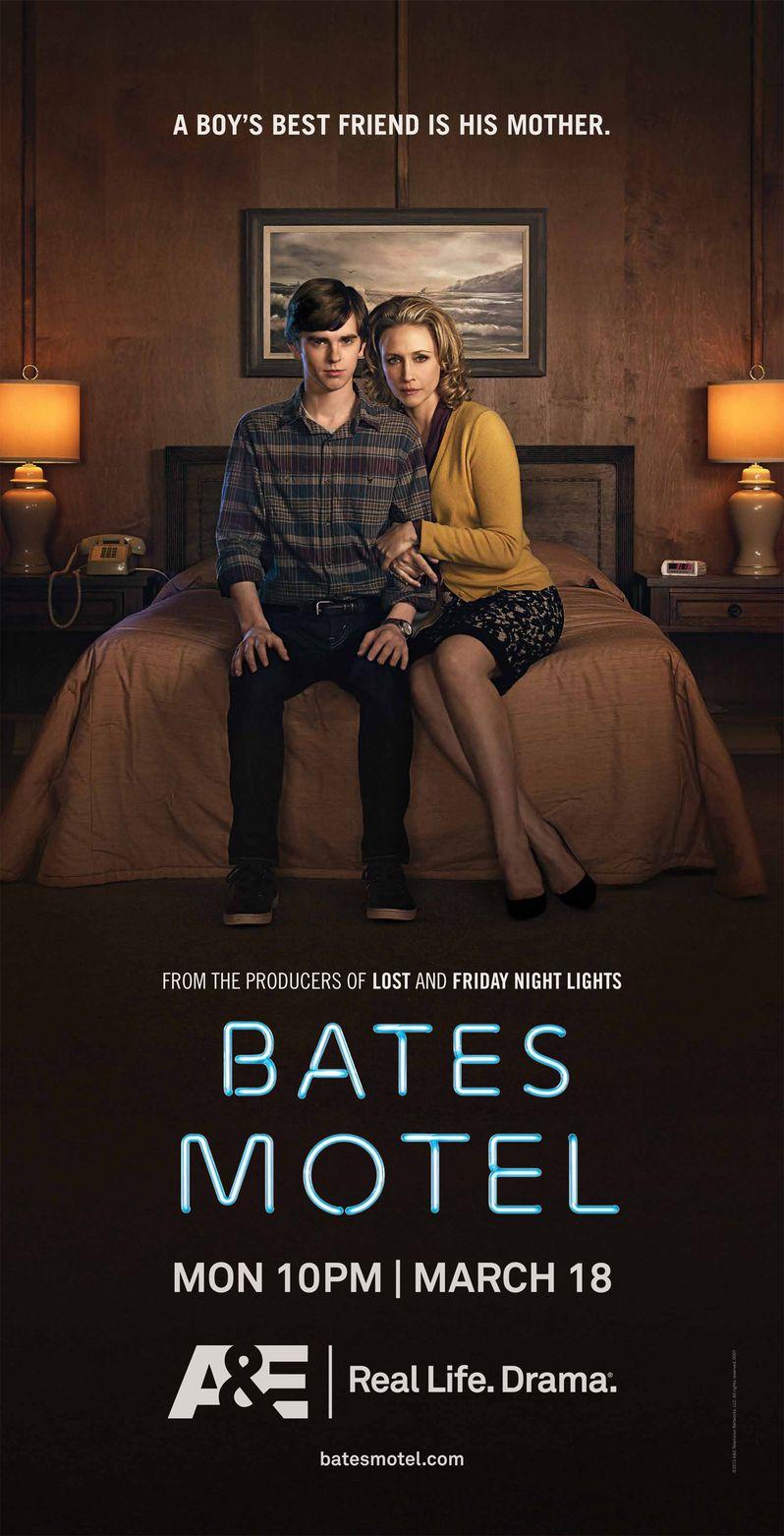 <strong><em>Bates Motel</em></strong> Season 1 Promo Art