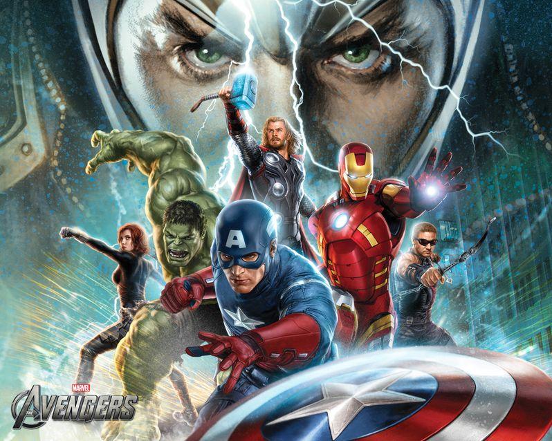 <strong><em>Marvel's The Avengers</em></strong> Wallpaper #12