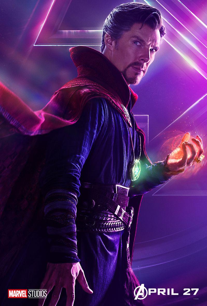 <strong><em>Avengers: Infinity War</em></strong> photo 3