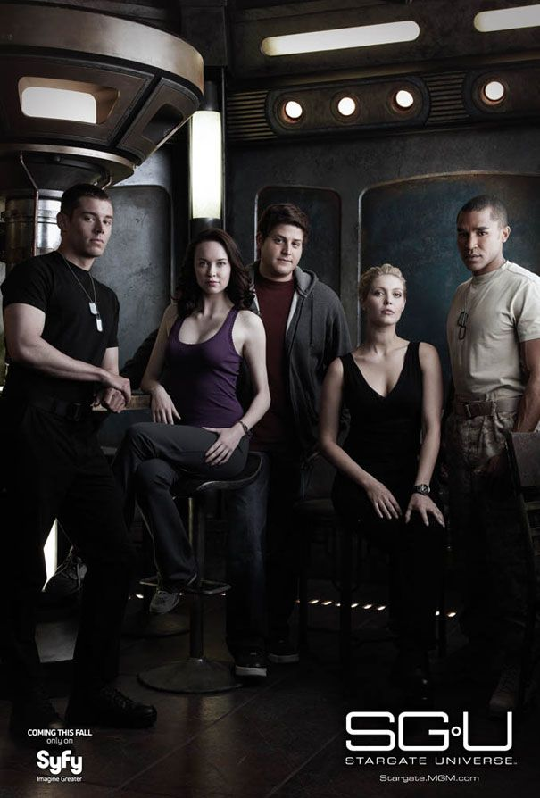 <strong><em>Stargate Universe</em></strong> Poster #3