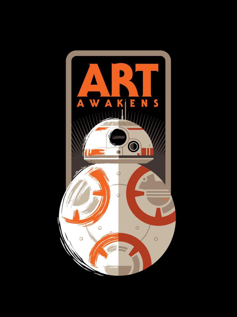 Star Wars Art Awakens Contest